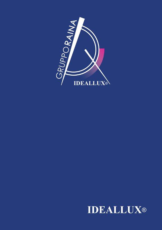 Catalogo Ideallux 2018