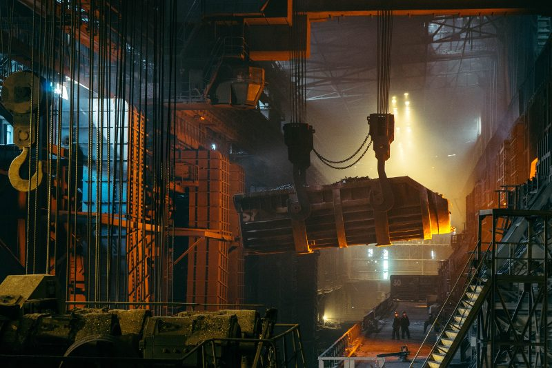 fonderia industriale