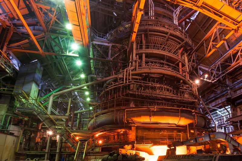 Attrezzatura metallurgica e tecnologia della produzione di ferro altoforno