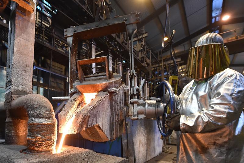 fornace lavorazione