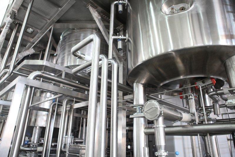 industria impianto raffinazione