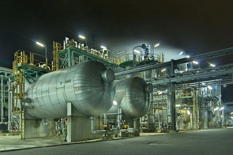 insustria raffineria