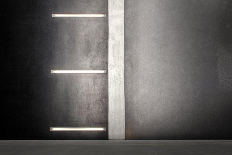 parete plafoniere led