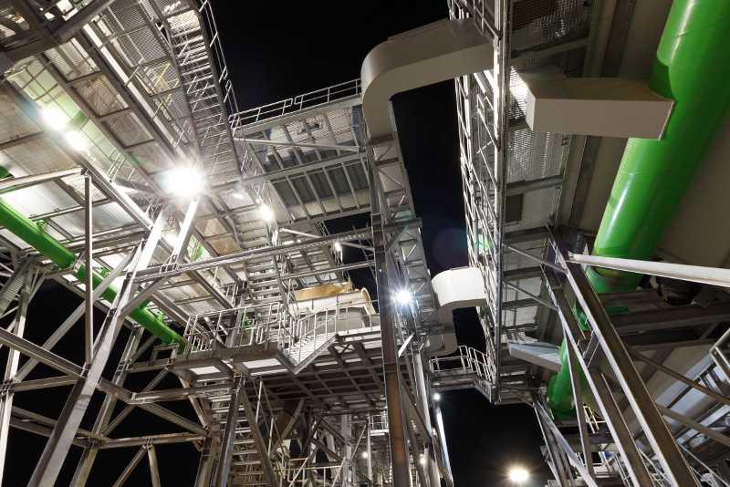 raffineria scale